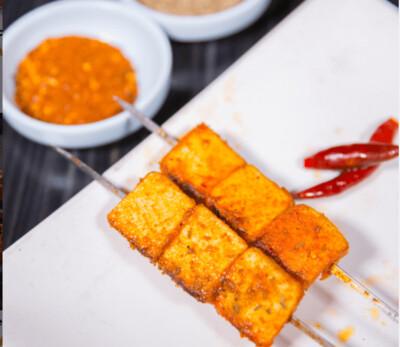 【新疆烧烤】Fish Cake Skewer 烤鱼豆腐 5PCS(Closed Tuesday)