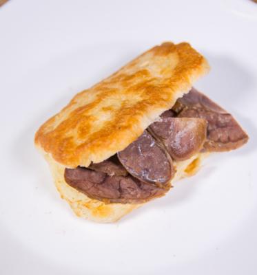 【又一村】Beef Pancake 牛肉烧饼 (Thu. and Fri. only 仅周四周五)