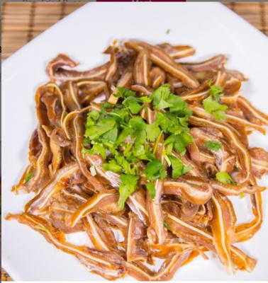 【又一村】Sauced Pork Ear 卤猪耳(Thu. and Fri. only 仅周四周五)