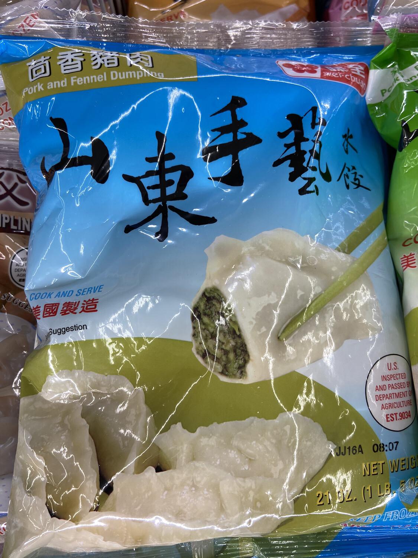 【RF】味全 山东手艺水饺 茴香猪肉馅 21oz