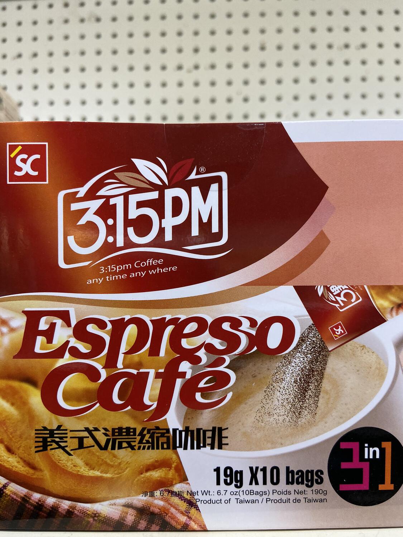 【RG】台湾 3点1刻 美式浓缩咖啡10包入