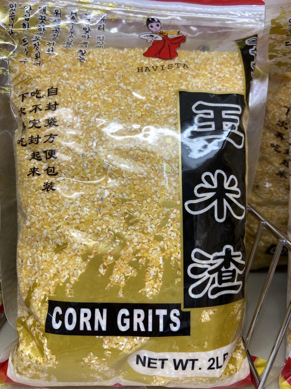 【RG】五谷丰 Corn Grits 玉米渣 2lbs