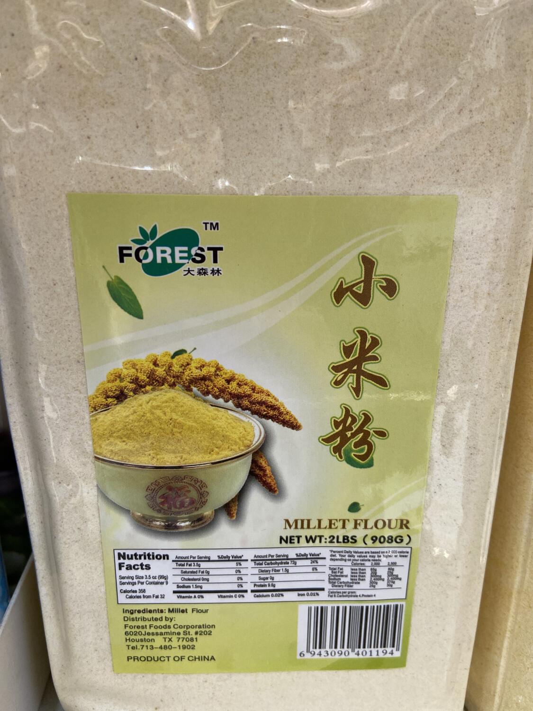【RG】Forest Millet Flour 小米粉 2lbs