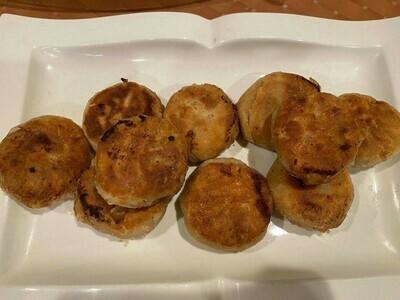 【小沈阳】Beef Bun (10 Pcs) 铁岭牛肉火烧(10个)