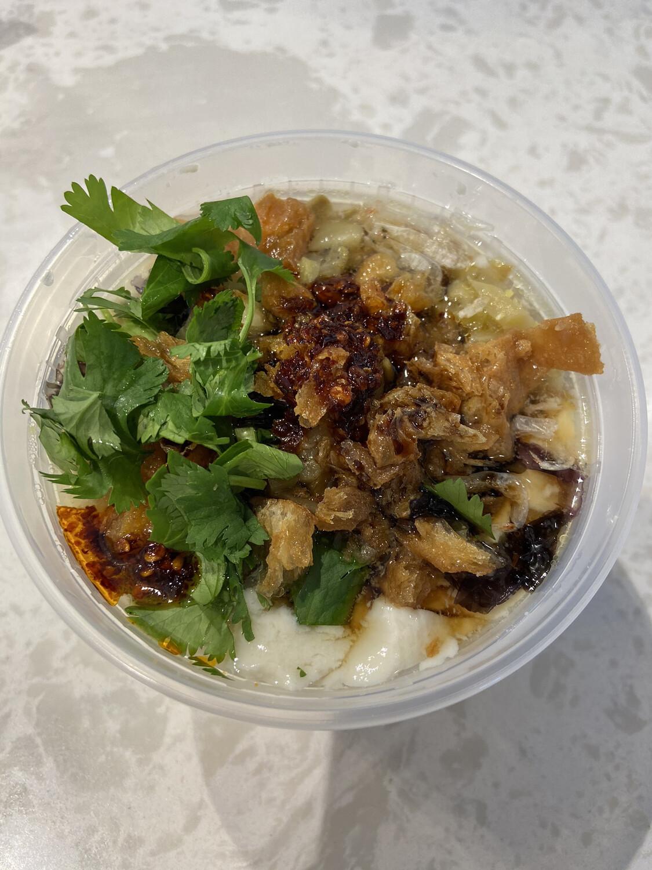 【又一村】Shanghai Style Jellied Bean Curd 上海豆腐脑(Closed Monday& Tuesday)