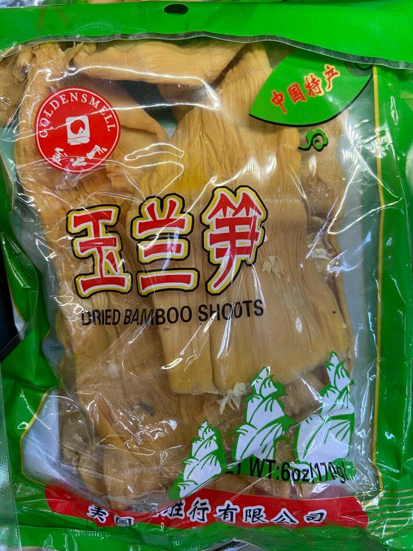 【RG】Dried Bamboo Shoots 金之味 玉兰笋 6oz