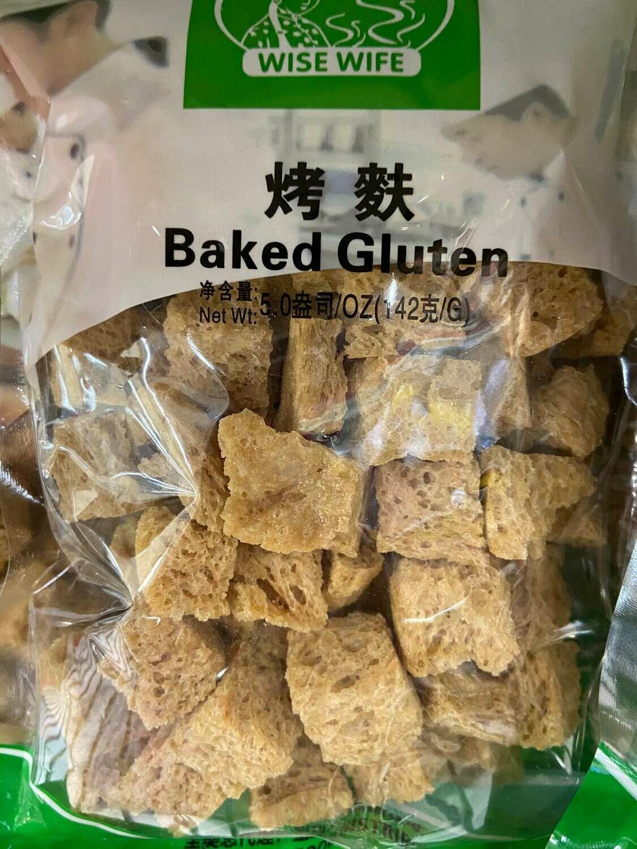 【RG】Baked Gluten 烤麸 142g