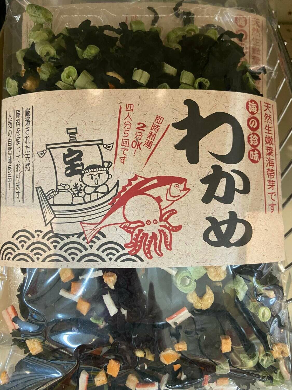 【RG】Wei Jing Seafd Seaweed Hadson 味精海太郎海的珍珠海带芽 2.46oz