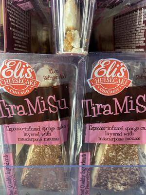 【RDF】 Cheese Cake Tiramisu Flavor 2 Slices 芝士小蛋糕 提拉米苏味 2片