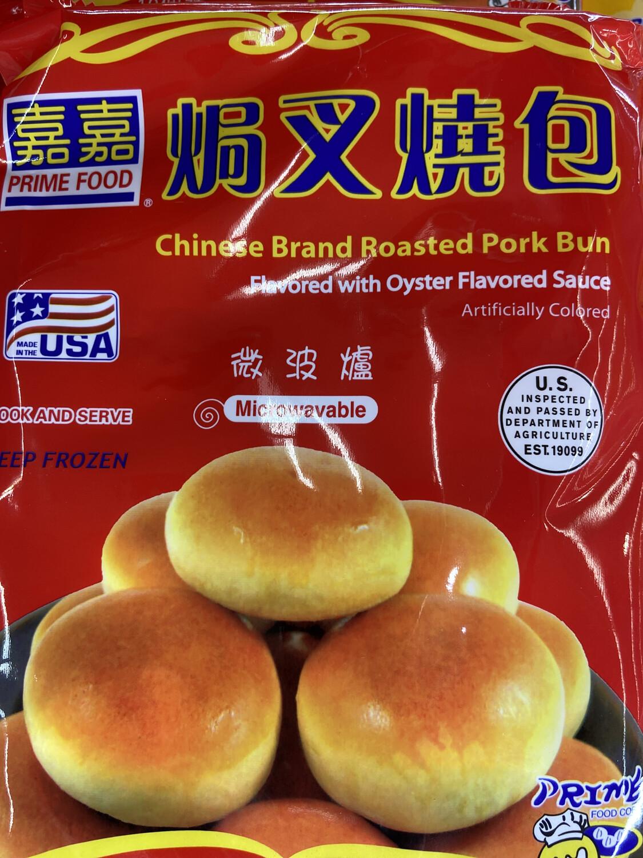 【RBF】Prime Food Chinese Brand Roasted Pork Bun 嘉嘉 焗叉烧包20oz(568g)
