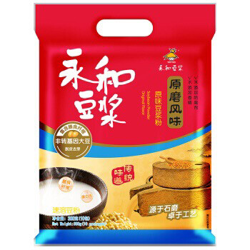 【RG】永和豆浆 原磨风味豆浆 300g 10包入