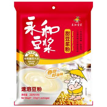 【RG】永和豆浆 甜味豆浆 355g 12包入