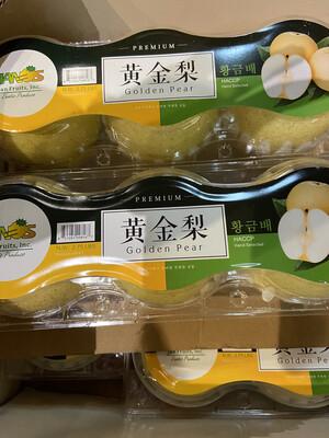 【RDP】中国 黄金梨 3PC