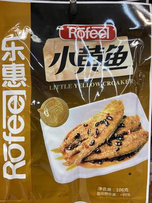 【RG】乐惠 小黄鱼 香焖豆豉味 106g