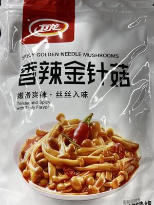 【RBG】卫龙 香辣金针菇 150g 内含独立小包装