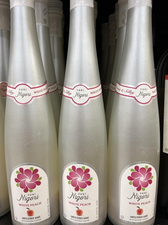 【RG】白桃味清酒 375ml