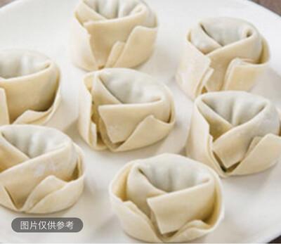 【味佳香】Frozen Shrimp&Pork Wonton(30pcs) 冷冻虾肉小馄饨(30颗) (Closed Monday)