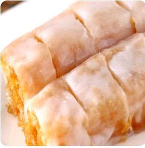 【金冠】Steamed Rice Noodle w/Fried Bread(M)香滑炸两(M)