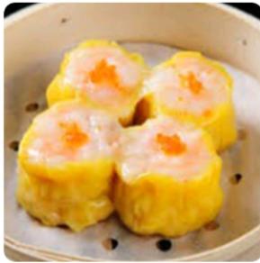 【金冠】Steamed Shrimp & Pork Dumpling(M)蟹皇蒸烧卖(M)