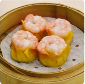 【金冠】Steamed Shrimp Xiu Mai(L)虾烧卖(L)