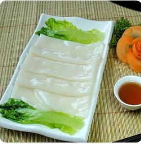 【金冠】Steamed Plain Rice Noodle(M)爽滑净肠粉(M)