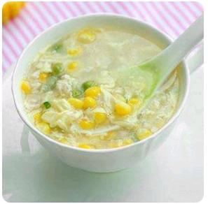 【金冠】Creamed Corn & Chicken Soup鸡蓉粟米羹