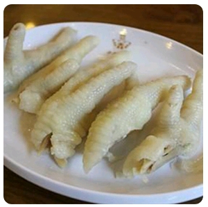 【金冠】Pickled CryStal Chicken Paws白云凤爪 (备注多酱料)
