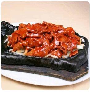 【金冠】Beef w/Peking Sauce中式牛柳