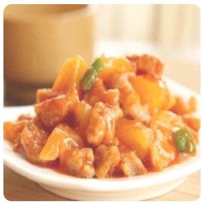 【金冠】Sweet & Sour Pork Hong Kong Style香萝咕咾肉