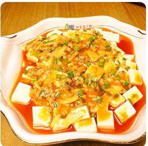 【金冠】Braised Tofu w/Oyster Sauce红烧豆腐