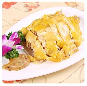 【金冠】Shredded Chicken w/Sesame Sauce(cold dish)凉拌芝麻手撕鸡
