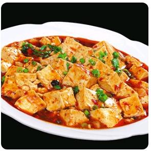 【金冠】Braised Tofu Ma Po Style(spicy)麻婆豆腐(辣)