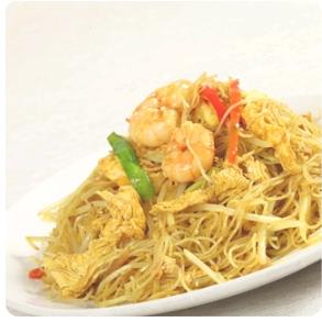 【金冠】Singapore Rice Noodle星洲炒米