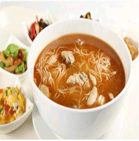 【稻香饭团】Small Bowl Noodles 小碗面线