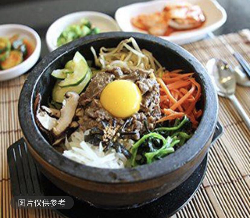 【SOHO】Bibimbap 石锅拌饭