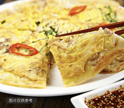 【SOHO】Korean Pancake Pajun 韩国煎饼