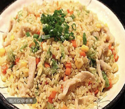 【SOHO】Chicken Fried Rice 鸡丝炒饭