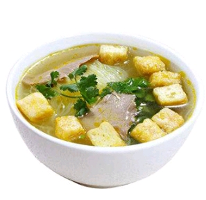 【弄堂里】油豆腐粉丝汤(Closed Monday)