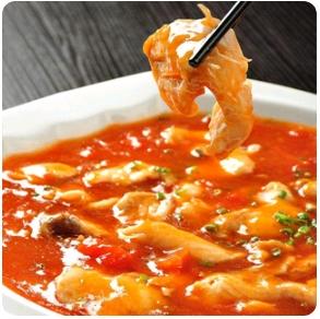 【弄堂里】Sweet & Sour Chicken 茄汁鸡片(Closed Monday)