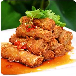 【弄堂里】豆腐衣包肉(Closed Monday)