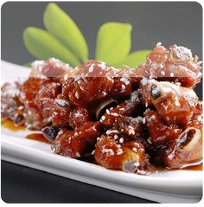 【弄堂里】Sweet & Sour Pork Tenderloin 糖醋排骨(Closed Monday)