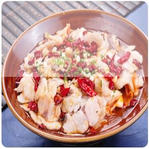 【弄堂里】Chilli Tilapia 麻辣鱼片(辣)(Closed Monday)