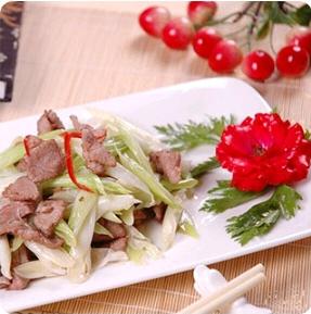 【弄堂里】Scalloin Beef 葱爆牛肉(Closed Monday)