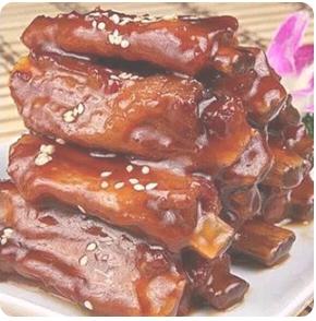 【弄堂里】Tender Sweet & Sour Pork Rib 无锡排骨(Closed Monday)
