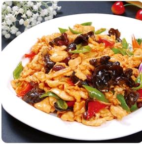 【弄堂里】Yu-Xiang Chicken 鱼香鸡片(辣)(Closed Monday)