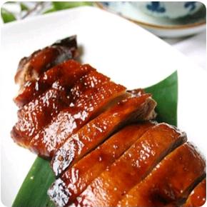 【弄堂里】Crispy Skin Duck (Hand Debone) 香酥鸭(Closed Monday)