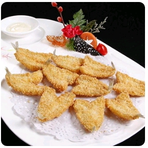 【弄堂里】Salt & Pepper Tilapia 椒盐鱼片(Closed Monday)
