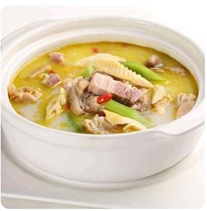 【弄堂里】Yan-Du-Xian Soup 腌笃鲜(Closed Monday)