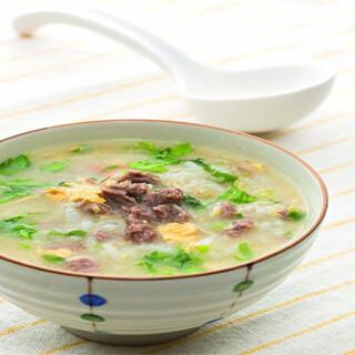 【华洋】Beef Congee 牛肉粥