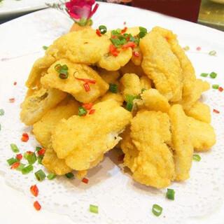 【华洋】Salted & Pepper Tofu 椒盐豆腐(辣)